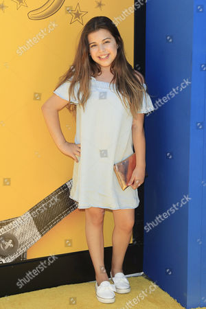 Editorial image of World Premiere of Despicable Me 3, Los Angeles, USA - 24 Jun 2017