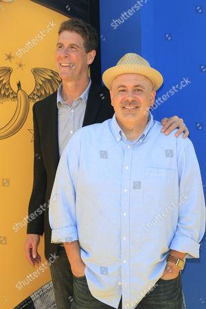 Ken Daurio and Cinco Paul