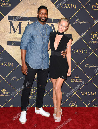 Kerry Rhodes and actress Nicky Whelan