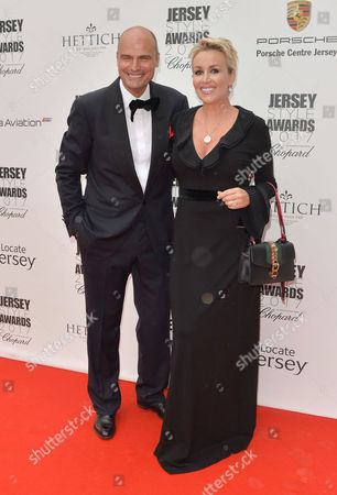 Sascha Hartmann and Tessa Hartmann CBE