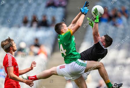 Editorial picture of Leinster GAA Football Junior Championship Final, Croke Park, Dublin  - 25 Jun 2017