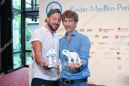 Editorial image of Children's Media Prize at the Filmfestwoche, Munich, Germany - 25 Jun 2017