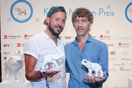 Editorial picture of Children's Media Prize at the Filmfestwoche, Munich, Germany - 25 Jun 2017