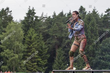 Editorial photo of Hurricane Festival, Scheessel, Germany - 25 Jun 2017