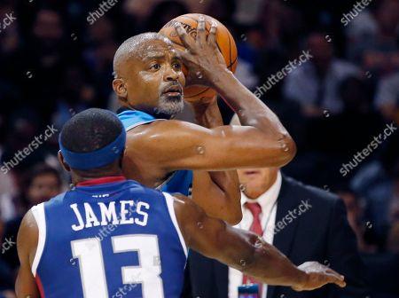 Editorial photo of BIG3 Basketball, New York, USA - 25 Jun 2017