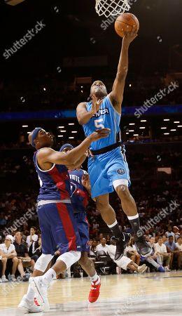 Editorial image of BIG3 Basketball, New York, USA - 25 Jun 2017