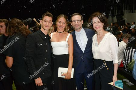 Pierre Niney, Natasha Andrews, Christian Slater, Dayle Haddon