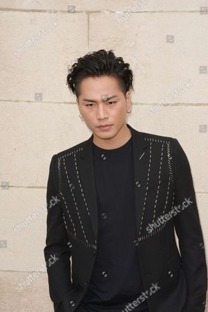 Stock Picture of Hiroomi Tosaka
