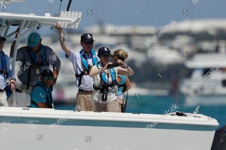 Editorial photo of Americas Cup Sailing, Hamilton, Bermuda - 25 Jun 2017