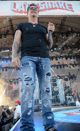 Editorial picture of Music Country Lakeshake Music Festival, Chicago, USA - 24 Jun 2017
