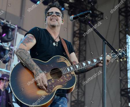 Editorial photo of Music Country Lakeshake Music Festival, Chicago, USA - 24 Jun 2017
