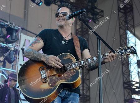 Editorial image of Music Country Lakeshake Music Festival, Chicago, USA - 24 Jun 2017