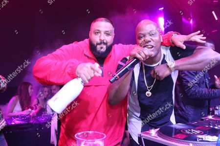 DJ Khaled and Too $hort
