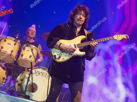 Ritchie Blackmore's Rainbow - Ritchie Blackmore, David Keith
