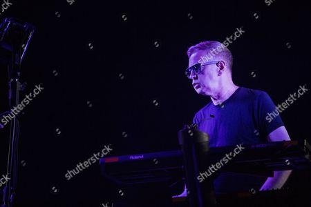 Depeche Mode - Andrew Fletcher