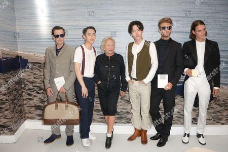 Song Wen Zuo, Agnes Trouble, Wang Rui Chang