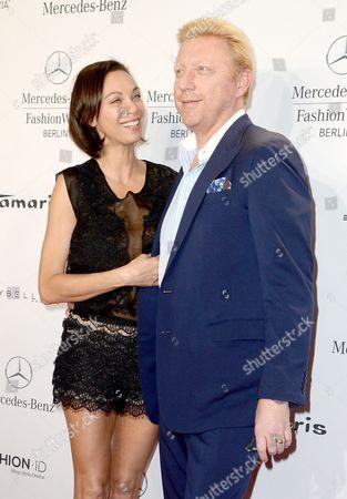 Boris Becker + Frau Sharlely Lilly - MFWB MarcStone