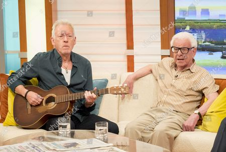 Ronnie Golden and Barry Cryer