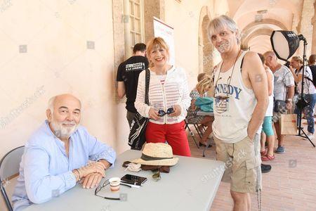 Gerard Jugnot, Stone and Mario d'Alba