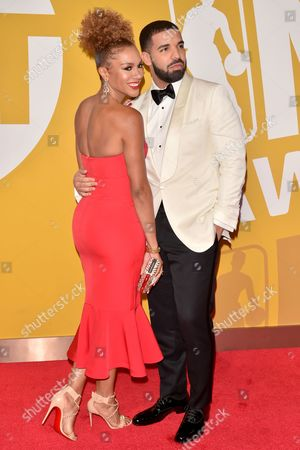 Stock Picture of Rosalyn Gold-Onwude, Drake