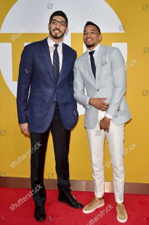 Enes Kanter and Andre Roberson