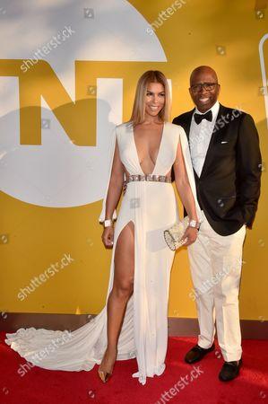 Editorial photo of NBA Awards, Arrivals, New York, USA - 26 Jun 2017