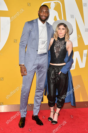 Stock Picture of Rasual Butler, Leah Labelle