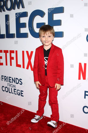 Editorial photo of 'Friends from College' TV show premiere, Arrivals, New York, USA - 26 Jun 2017