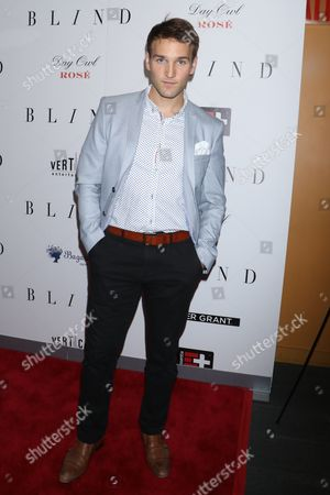 Editorial picture of 'Blind' film premiere, Arrivals, New York, USA - 26 Jun 2017