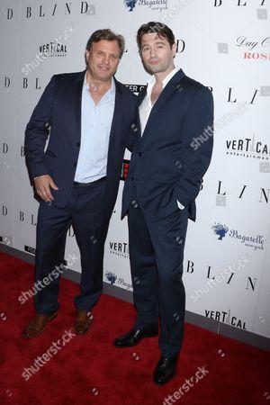 Michael Mailer and John Buffalo Mailer