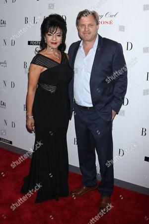 Khuloud Kelly Rabadi, producer, and Michael Mailer, director