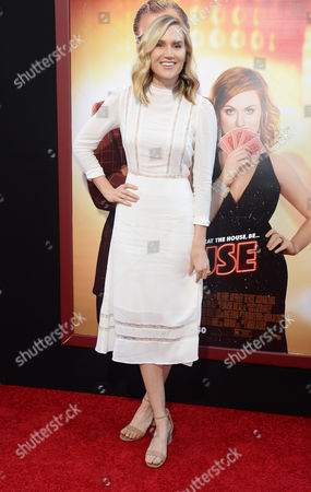 Editorial image of 'The House' film premiere, Arrivals, Los Angeles, USA - 26 Jun 2017