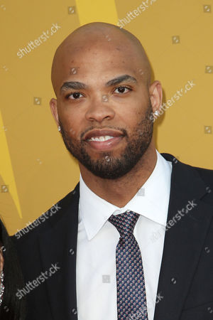 Stock Photo of Taj Gibson