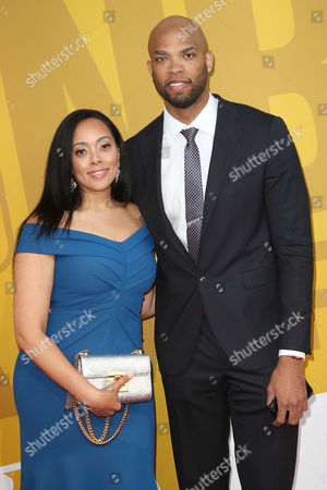 Editorial picture of NBA Awards, Arrivals, New York, USA - 26 Jun 2017