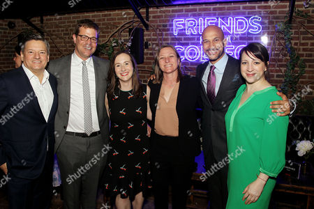 Editorial image of Netflix Original Series 'Friends From College' Premiere - After Party at Refinery Rooftop, New York, USA - 26 Jun 2017