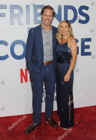 Nat Faxon and Meaghan Gadd