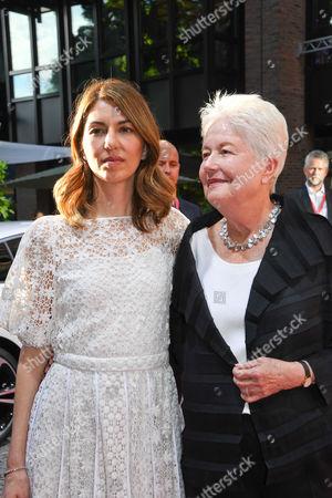 Sofia Coppola, Eleanor Coppola