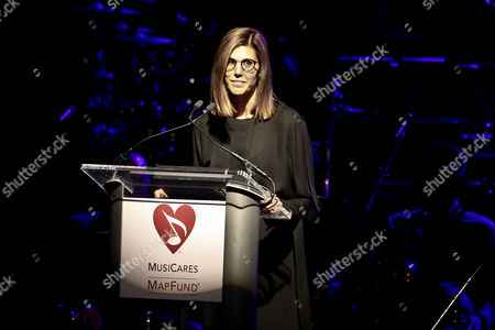 Editorial image of 13th Annual MusiCares MAP Fund Benefit Concert, Show, New York, USA - 26 Jun 2017
