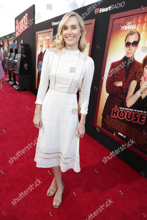 Editorial photo of 'The House' film premiere, Arrivals, Los Angeles, USA - 26 Jun 2017