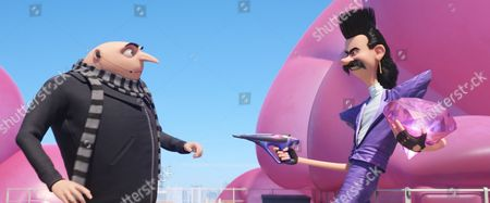"Editorial image of ""Despicable Me 3"" Film  - 2017"
