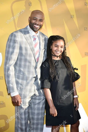 Vince Carter and guest