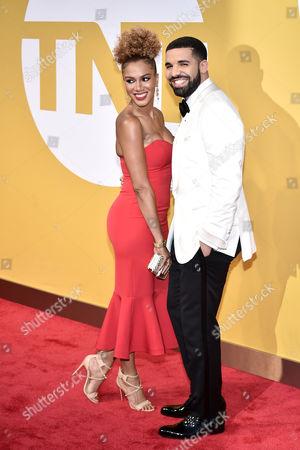 Editorial picture of NBA Awards, Arrivals, New York, USA - 26 Jun 2017