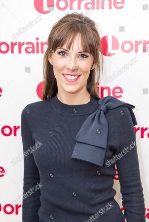 Editorial image of 'Lorraine' TV show, London, UK - 27 Jun 2017