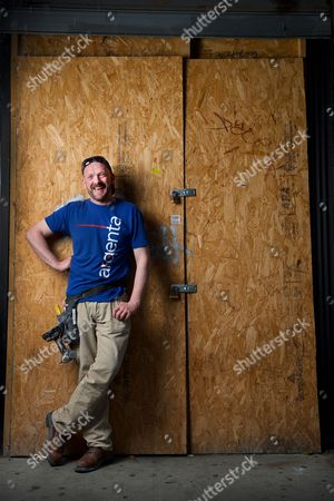 Editorial image of John Smeaton photoshoot, New York, USA - 17 Jun 2017