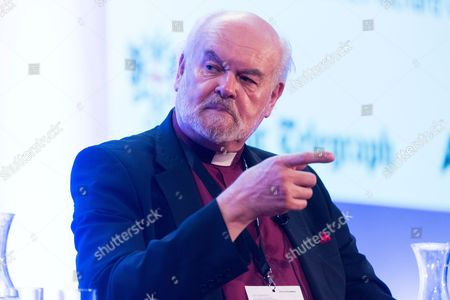 Stock Picture of Right Reverend Richard Chartres