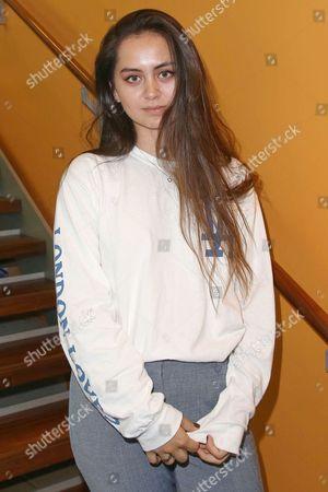 Stock Picture of Jasmine Thompson