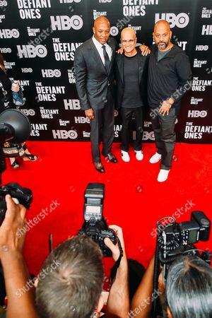 Dr Dre, Jimmy Iovine, Allen Hughes