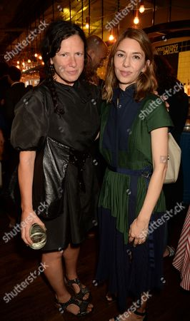 Katie Grand and Sofia Coppola