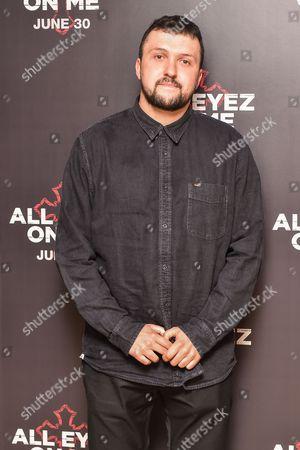 Editorial image of 'All Eyez On Me' Film Premiere, London, UK - 27 Jun 2017