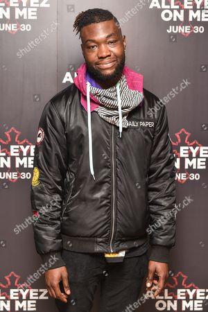 Editorial picture of 'All Eyez On Me' Film Premiere, London, UK - 27 Jun 2017